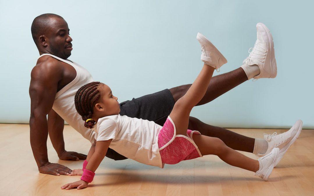 Entrainement père fils : comment devenir fit en famille ?