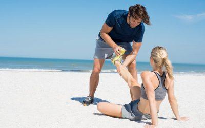 Comment prévenir les crampes quand on court ?