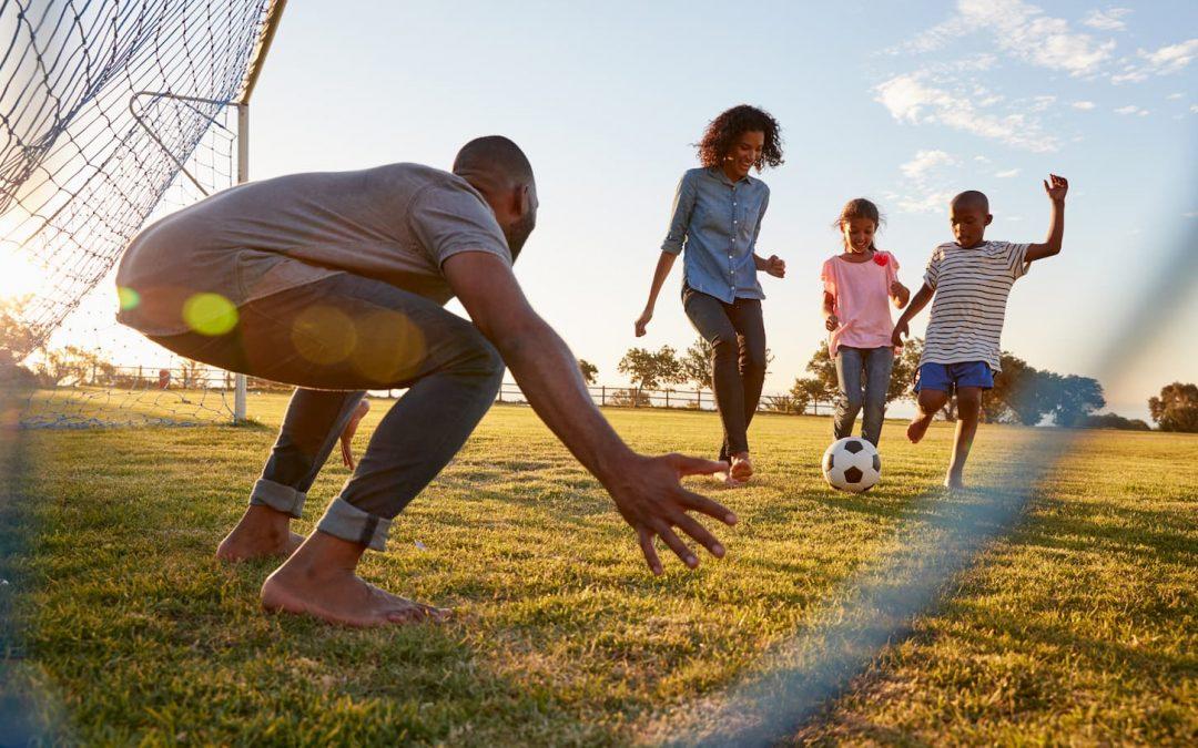 9 sports à faire en famille et avec les enfants, des bienfaits inégalables !