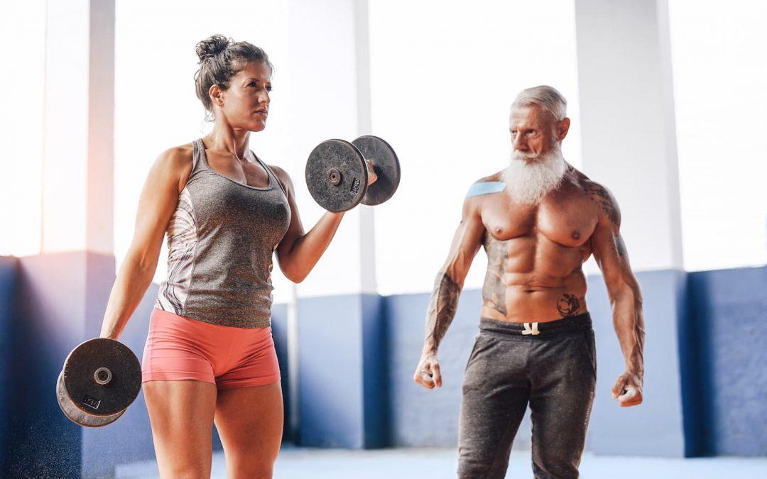 Comment se muscler après 50 ans ?
